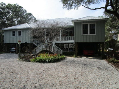 Magnolia Springs Single Family Home For Sale: 343 River Route