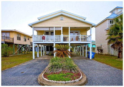 Gulf Shores Condo/Townhouse For Sale: 1476 West Lagoon Avenue #B