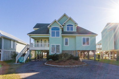 Gulf Shores, Orange Beach Single Family Home For Sale: 17260 Oyster Bay Road