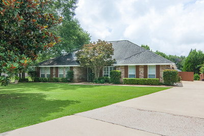 Foley Single Family Home For Sale: 16274 Macbeth Lane