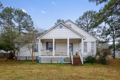 Gulf Shores Single Family Home For Sale: 19130 W Oak Road