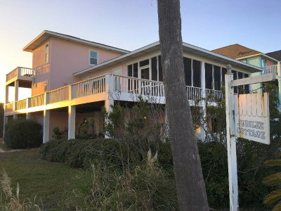 Gulf Shores Single Family Home For Sale: 545 Plantation Road
