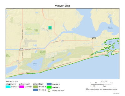 Gulf Shores Residential Lots & Land For Sale: 5749 Roscoe Rd