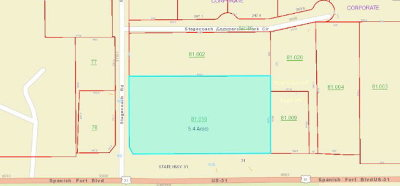Spanish Fort Residential Lots & Land For Sale: Us Highway 31