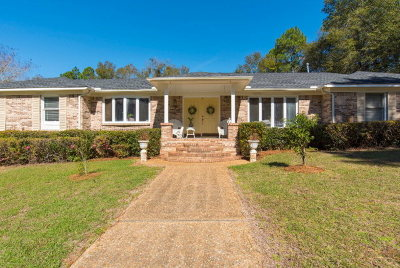 Daphne Single Family Home For Sale: 301 Beall Lane