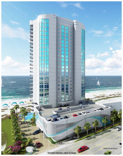 Gulf Shores Condo/Townhouse For Sale: 903 W Beach Blvd #1301