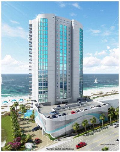 Gulf Shores Condo/Townhouse For Sale: 903 W Beach Blvd #1703