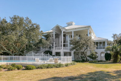 Orange Beach Single Family Home For Sale: 30781 Peninsula Dr