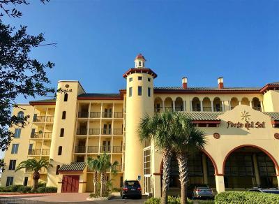 Orange Beach Condo/Townhouse For Sale: 3564 Bayou Road #302