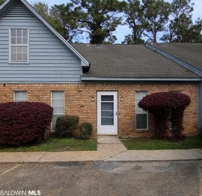 Daphne Condo/Townhouse For Sale: 600 Cheshire Lane #106