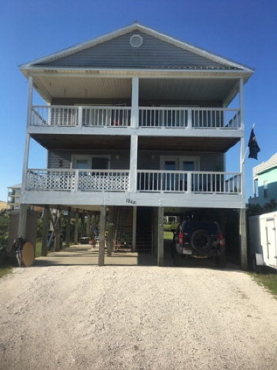 Gulf Shores Condo/Townhouse For Sale: 1265 West Lagoon Avenue #A/B