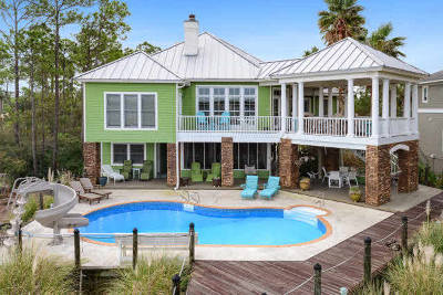 Orange Beach Single Family Home For Sale: 29633 St John Drive