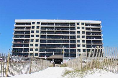 Gulf Shores Condo/Townhouse For Sale: 333 W Beach Blvd #610