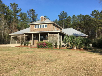 Loxley Single Family Home For Sale: 33390 Holbrook Lane