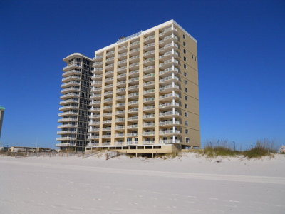 Gulf Shores Condo/Townhouse For Sale: 809 West Beach Blvd #1101