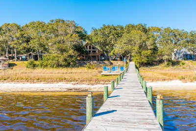 Pensacola Single Family Home For Sale: 14625 Innerarity Point Rd