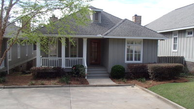 Loxley Single Family Home For Sale: 32609 East Waterview Dr