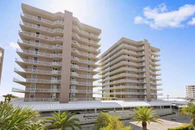 Perdido Key Condo/Townhouse For Sale: 17359 Perdido Key Dr #301W