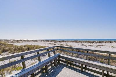 Orange Beach, Gulf Shores Single Family Home For Sale: 23526 Perdido Beach Blvd