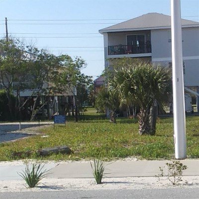 Gulf Shores Residential Lots & Land For Sale: 410 W Beach Blvd