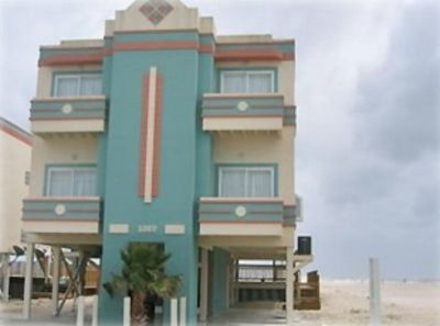 Gulf Shores Condo/Townhouse For Sale: 1329 West Beach Blvd #E & W