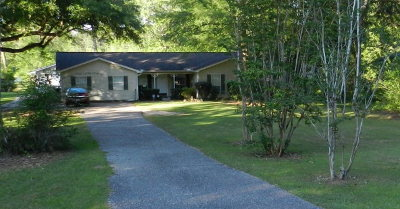 Foley Single Family Home For Sale: 9392 Clarke Ridge Road