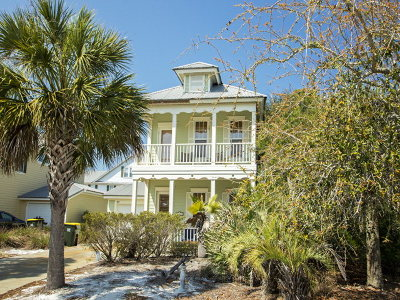 Gulf Shores, Orange Beach Single Family Home For Sale: 805 Lorrain Cir