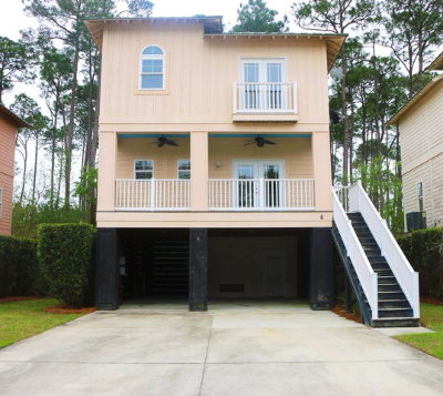 Gulf Shores Single Family Home For Sale: 4300 County Road 6 #6