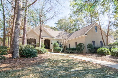 Bon Secour, Fairhope, Foley, Gulf Shores, Orange Beach, Perdido Key Single Family Home For Sale: 143 Old Mill Road