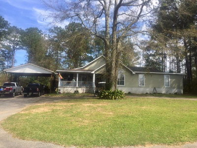 Loxley Single Family Home For Sale: 14150 County Road 64