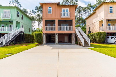 Gulf Shores Single Family Home For Sale: 4300 County Road 6 #7