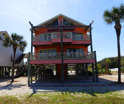 Gulf Shores Condo/Townhouse For Sale: 1233 West Lagoon Avenue #A
