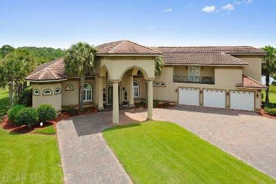 Elberta Single Family Home For Sale: 23482 Balsam Creek Drive