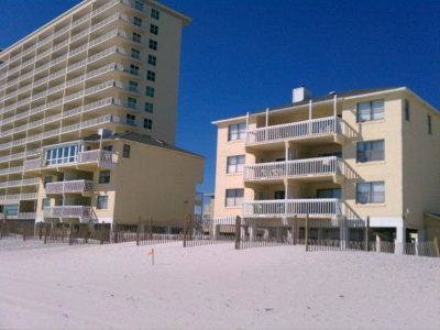 Gulf Shores Condo/Townhouse For Sale: 913 West Beach Blvd #A2