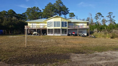 Gulf Shores Single Family Home For Sale: 15698 Fort Morgan Hwy