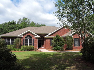 Loxley Single Family Home For Sale: 14811 Timber Ridge Dr