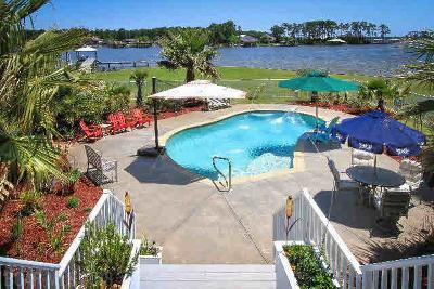 Foley Single Family Home For Sale: 8398 Bay View Drive
