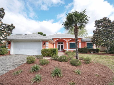 Gulf Shores Single Family Home For Sale: 36 Lagoon Dr