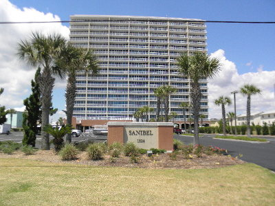 Gulf Shores Condo/Townhouse For Sale: 1524 West Beach Blvd #603