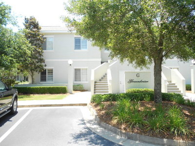 Gulf Shores Condo/Townhouse For Sale: 200 Peninsula Blvd #G101