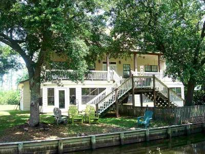 Gulf Shores Single Family Home For Sale: 16600 White Lane
