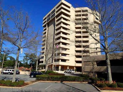 Daphne Condo/Townhouse For Sale: 100 Tower Drive #601