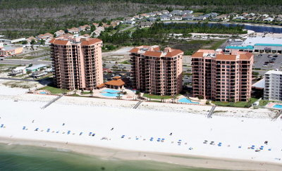 Seachase Center, Seachase East, Seachase West Condo/Townhouse For Sale: 25250 Perdido Beach Blvd #301E