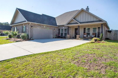 Daphne, Fairhope, Spanish Fort Single Family Home For Sale: 11920 Alabaster Drive