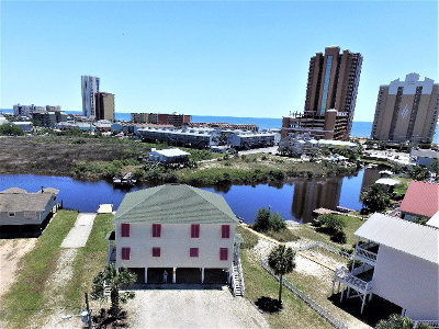 Gulf Shores Condo/Townhouse For Sale: 216 Shoreland Cir #A