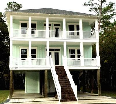Gulf Shores Single Family Home For Sale: 5157 Skiff Ln