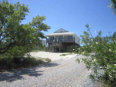 Gulf Shores, Orange Beach Single Family Home For Sale: 3486 Bayou Place
