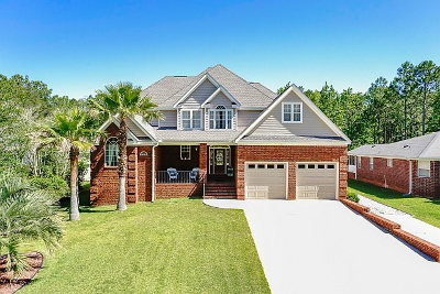Gulf Shores Single Family Home First Right Of Refusal: 754 Bear Creek Cove