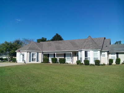 Foley Single Family Home For Sale: 22485 Wedgewood Drive