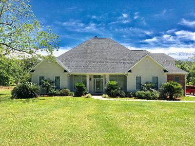 Fairhope Single Family Home For Sale: 12970 Saddlebrook Circle